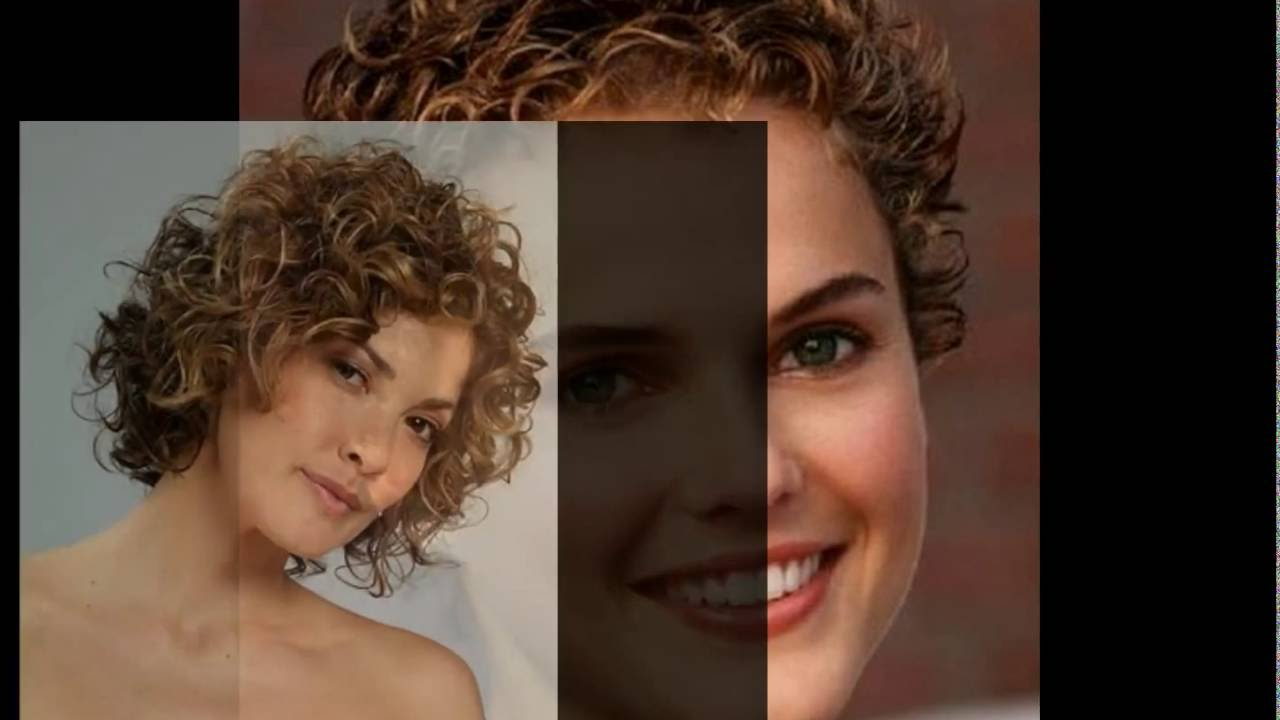 30 Amazing Short Curly Hairstyles For Women