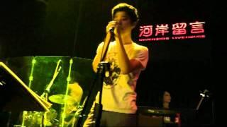 2011.05.28 Bii 死了都要愛(中韓歌詞)-in 西門河岸留言