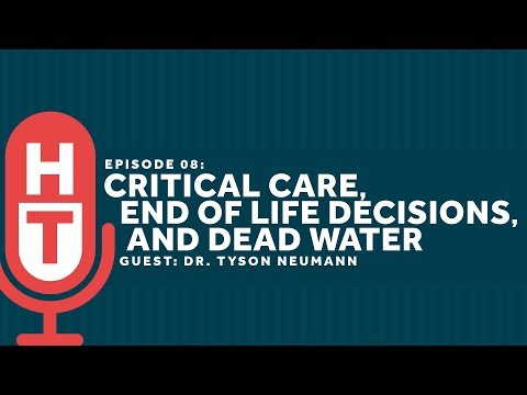 Critical Care, How to Talk About Death, and What Kind of Water You Should Be Drinking