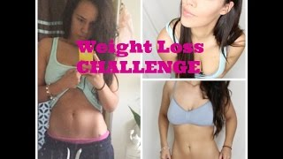New Year Weight Loss Challenge: Lose Weight & Win Money (My before & After)