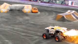 Monster Truck Double Backflip - Maximum Destruction