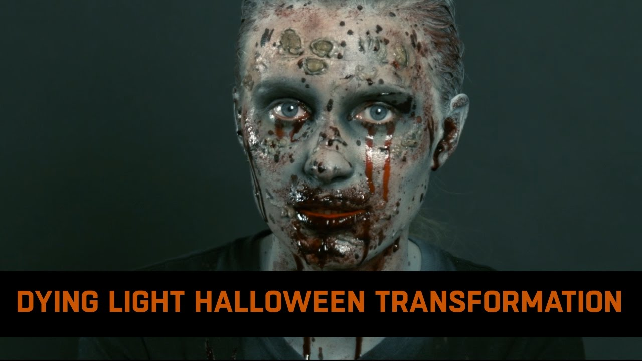 Dying Light Halloween Transformation | Tricks and Tips