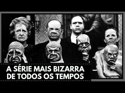 THE TWILIGHT ZONE - QUE DIABO DE SÉRIE É ESSA?