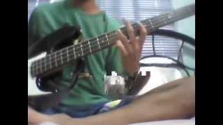 Kailan (Eraserheads) Bass Cover