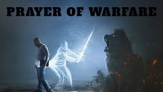 PRAYER OF WARFARE-Sunday Morning 8.23.20