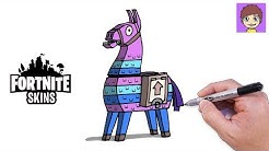como dibujar fortnite llama paso a paso dibujos para dibujar dibujos faciles fortnite duration 4 54 - como dibujar fortnite facil paso a paso