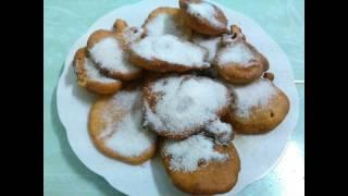 frituras dulces de harina torticas dulces de harinareceta rapidasencilla y rica
