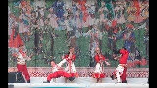 Русский народный танец быстрый веселый
