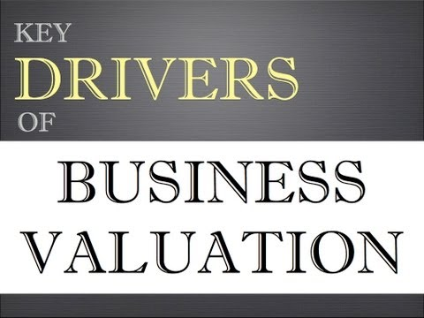 Key Value Drivers