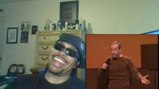 """Baby Dyce Reacts to - George Carlin """"Stuff"""""""