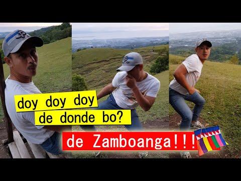 """Doy de donde bo? """"Chavacano de Zamboanga, di atun este!"""""""