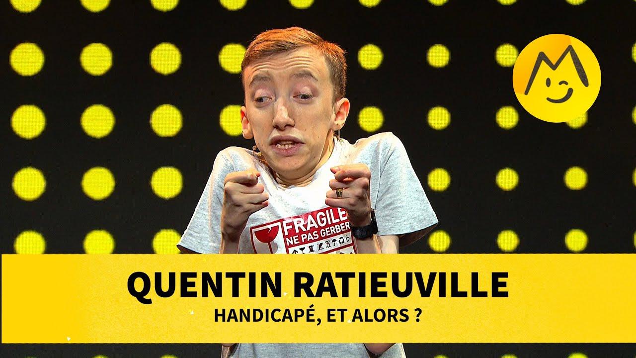 Quentin Ratieuville – Handicapé, et alors ?