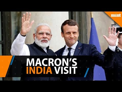 French President Emmanuel Macron's India visit brings nuclear, solar and military deals