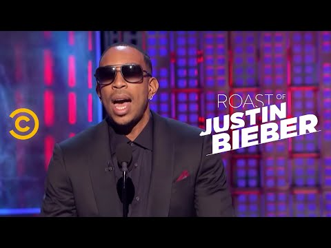 Roast of Justin Bieber - Ludacris - Baby Justin - Uncensored