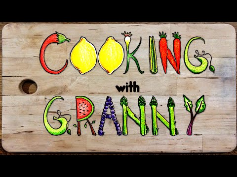 Cooking with Granny Launch Party Q&A