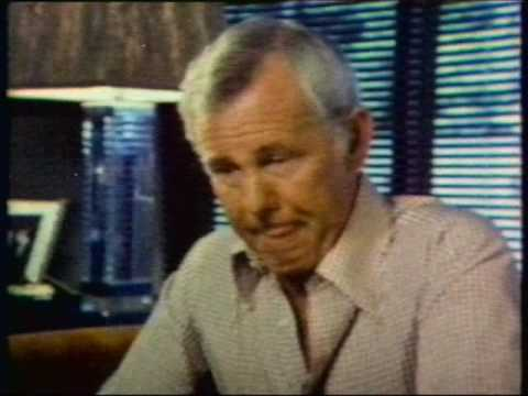 Johnny Carson's take on using entertainment status to tackle serious issues