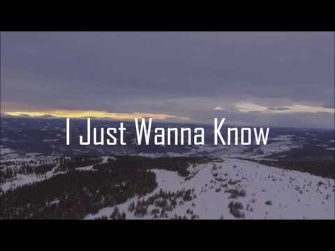 NF // I Just Wanna Know (Lyric Video)