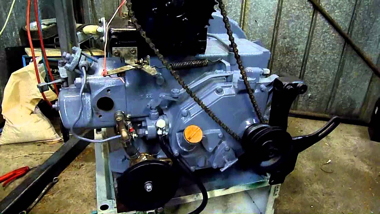 Yanmar YSE12 Diesel Engine Fuel Bleed and Start