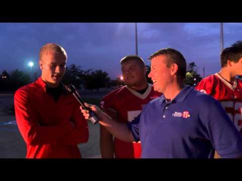 Kasey Marler talks football about Daniel Boone High School