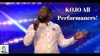 Comedian Kojo All Performances BGT 2019