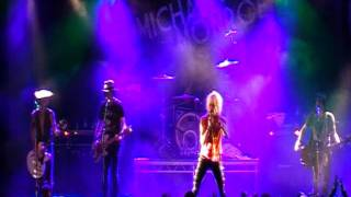 Michael Monroe, Back To Mystery City and Malibu Beach Nightmare, Hard Rock Hell 5