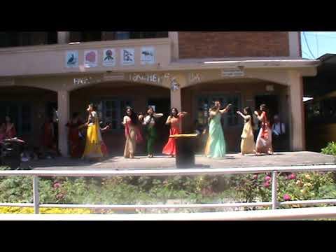 Harvard Academy Pokhara Teej Celebration 2075 : Class 10 Girls