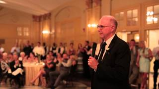 My Dad's Amazing Father of the Bride Speech
