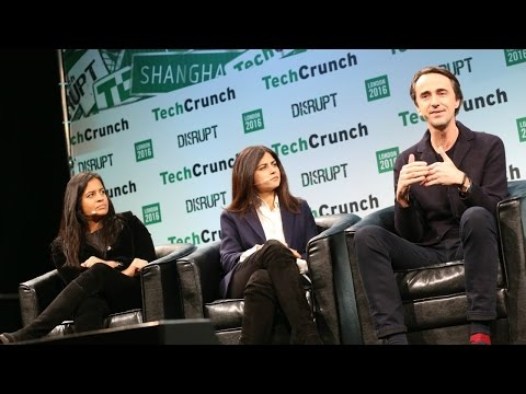 European VCs on Life In the Time of Brexit at Disrupt London 2016