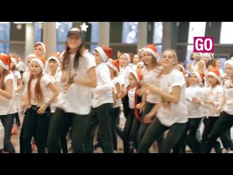 Флешмоб УФА - Самый Танцевальный город России