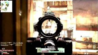 Call of Duty: Modern Warfare 3 - Multiplayer-movie from WastedLine