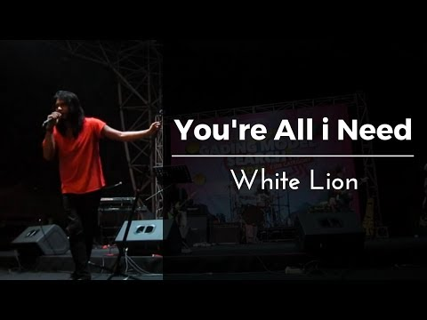You're All I Need - White Lion (Cover By Danish Siera)