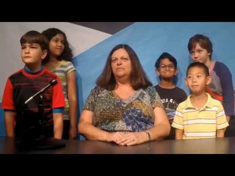 Holiday Hill Elementary School Morning Show 5-27-16
