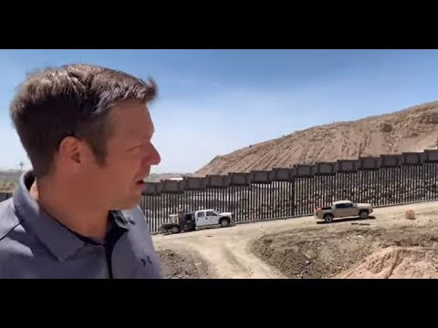 We Build The Wall Completed - IT'S FINISHED