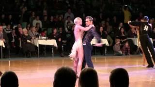 International Ballroom Dance Competition in Hala Orbita Wrocław.