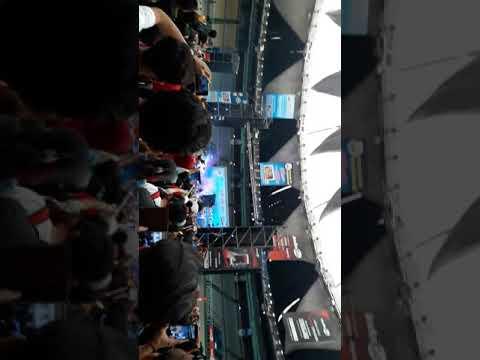 Konser Noah Band 29 10 2017....Stadium Ta0yuan Taiwan