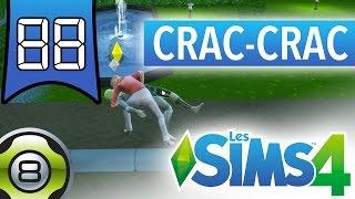 Les Sims 4 FR - Ep 88 - 1er crac-crac avec un extraterrestre