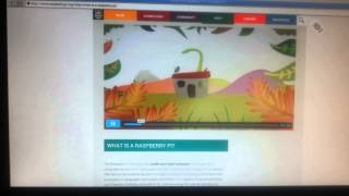 Raspberry Pi 2 - in action
