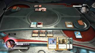 Let's Play Magic The Gathering - Duels of the Planeswalker 2012 Part 1: Intro to Magic!