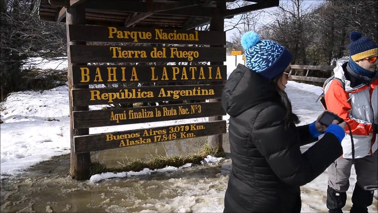 Parque Nacional Tierra Del Fuego Invierno 2018