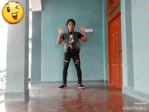Bishal Kc Dance On Bollywood Mashup