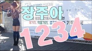 201024 [1234 커버] #장주아 #평창 #대화시…