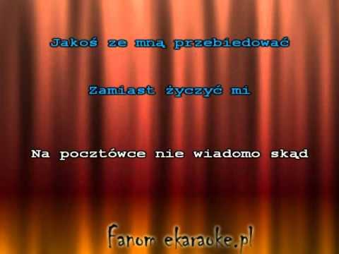 Lady Pank - Kryzysowa narzeczona karaoke