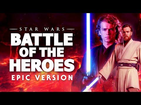 Battle of the Heroes - Battlefront 2  Epic Trailer Edit