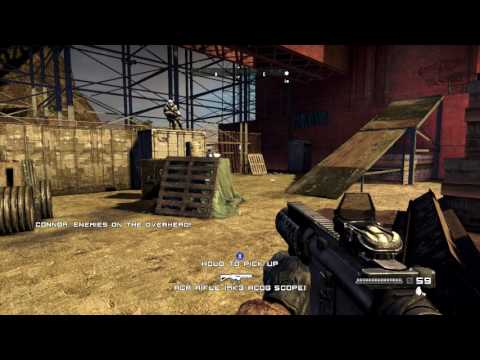 Homefront - Xbox 360 - 60 FPS - Part 7 (Final)