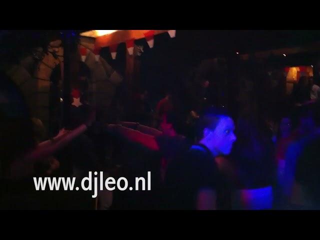 Bedrijfsfeest met DJLEO