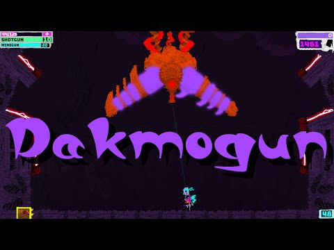 Featherpunk Prime Dakmogun Boss and Ending~ |