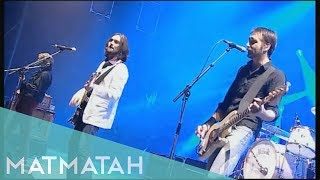 Matmatah - Gotta Go Now (Live at Vieilles Charrues 2008 Official HD)