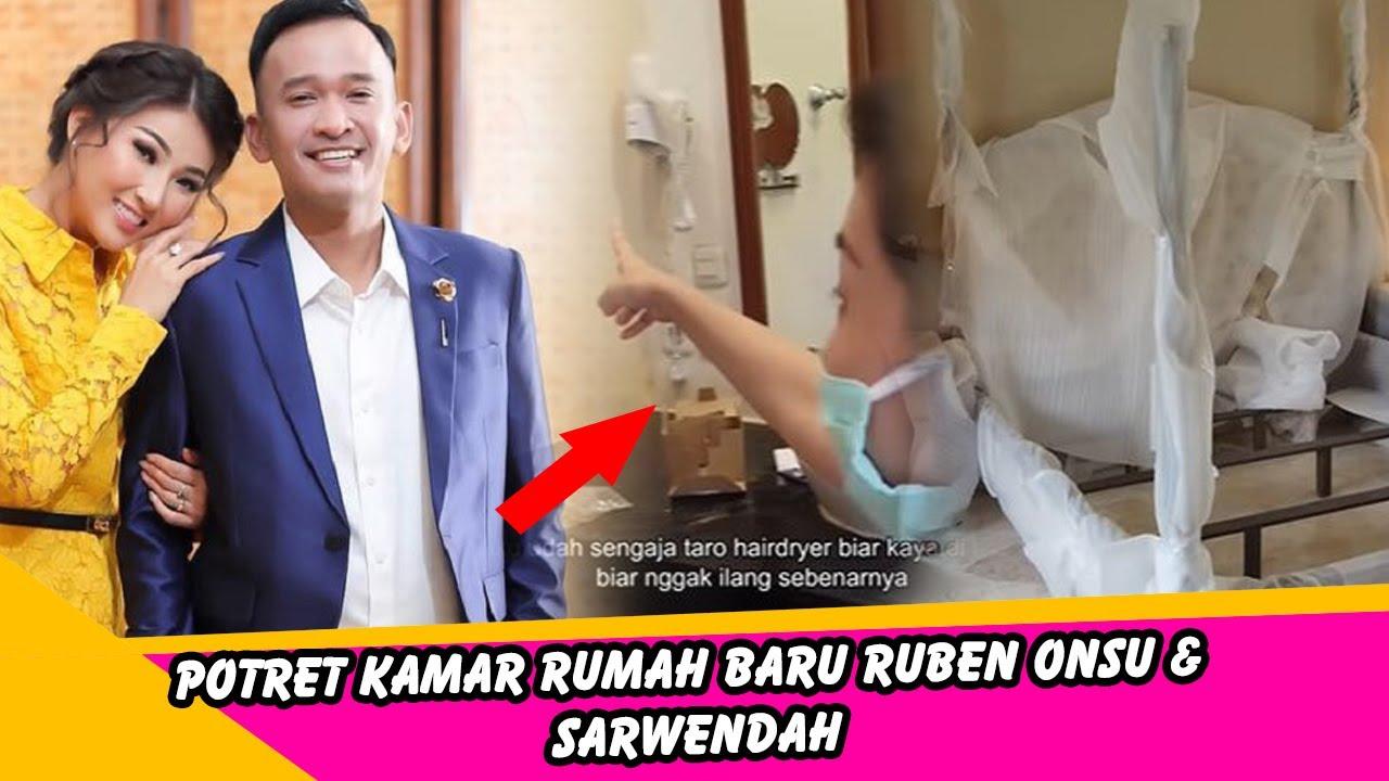 Intip Kamar Rumah Baru Ruben & Sarwendah, Toilet Jadi Sorotan