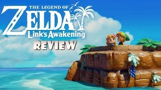 Legend of Zelda: Link's Awakening (Switch) Review (Video Game Video Review)
