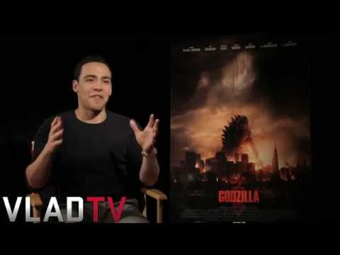 Victor Rasuk on Remaking Godzilla and Super